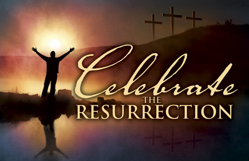 HOW TO CELEBRATE RESURRECTION WHEN YOU'RE LIVING GOOD FRIDAY